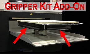 Фото N40000399 Gripper Kit Adult Platen Kit.  Набор для фиксации изделия на столике.